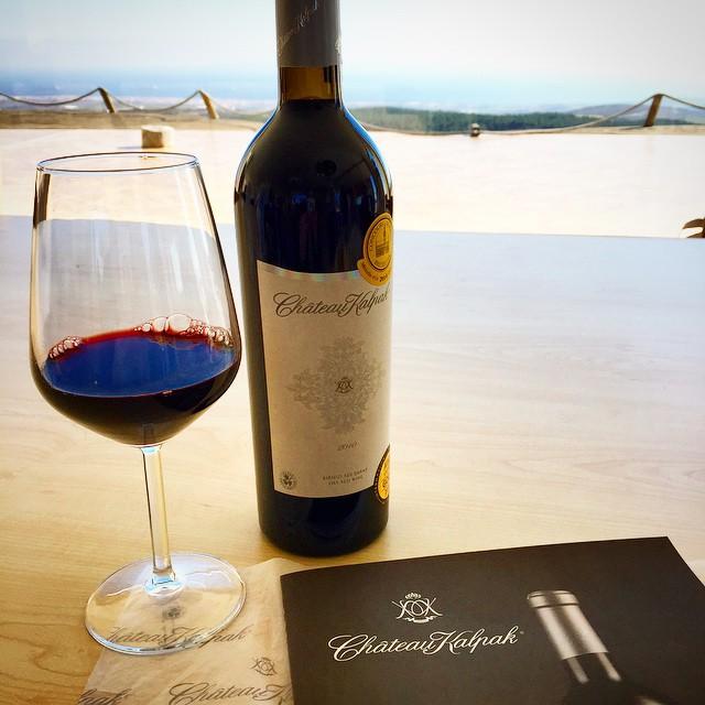 Herşeye rağmen güzel şeyler de oluyor bu ülkede. #TrakyaBağRotası gibi. Butik üreticiler harika işler yapıyorlar. Nefis şaraplar, uluslararası ödüller.... Herşeye rağmen !!! Ben neredeyse her hafta sonu Trakya'dayım artık. Burası çok güzel hadi siz de gelsenize #selinekim #chef #wine #vineyards @trakyabagrotasi