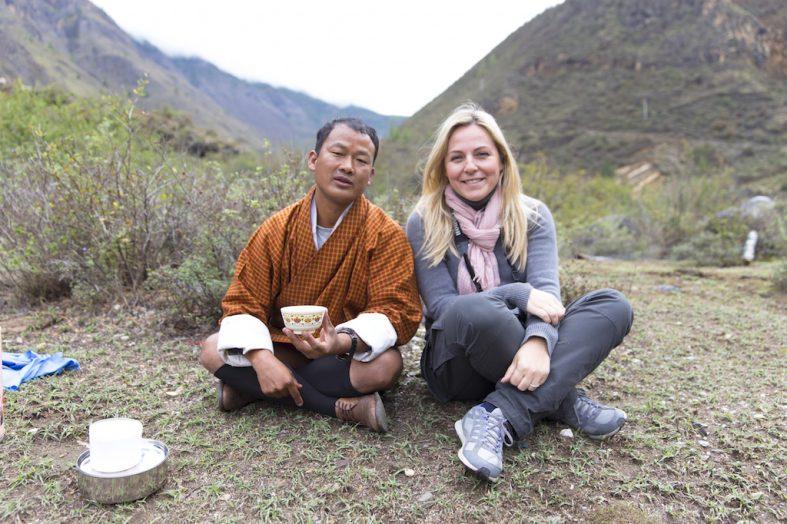 Bhutan Krallıgı / A Kingdom of Happiness