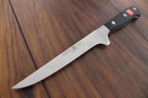 Aşçının en iyi dostu elbette bıçakları…