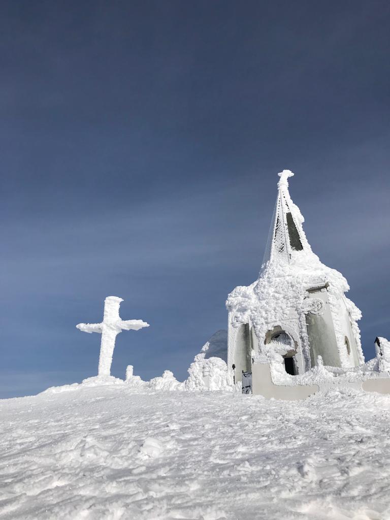 Yunanistan'da Kayak – Kaymakçalan Dağı-